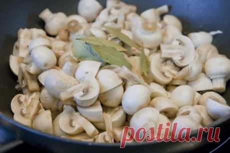 Готовлю на каждый праздник - замечательные грибочки в легком маринаде!
