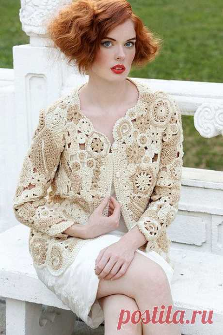 Главная - Модное вязание