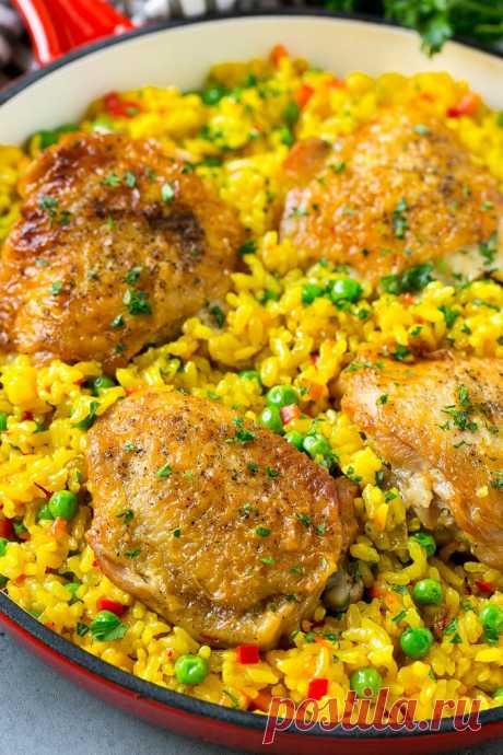 Подборка рецептов испанской кухни