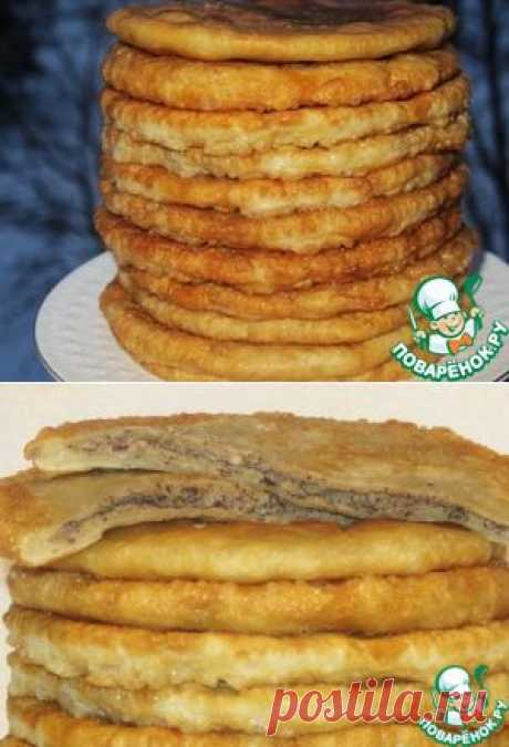 Качори - кулинарный рецепт