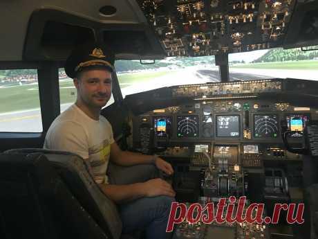 🔥 Авиасимулятор Boing 747: делюсь впечатлениями + видео | Александр Полковников | Яндекс Дзен