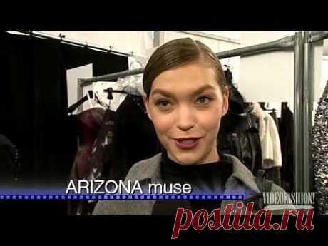 ▶ Arizona Muse - Videofashion - YouTube