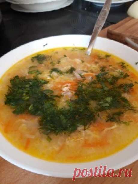 Суп с пшеном на говяжьем бульоне в мультиварке - рецепт с фото пошагово Суп с пшеном на говяжьем бульоне в мультиварке - пошаговый кулинарный рецепт приготовления с фото, шаг за шагом.