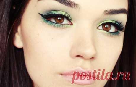 Красивый макияж для светлой кожи и карих глаз: секреты правильного выбора цвета