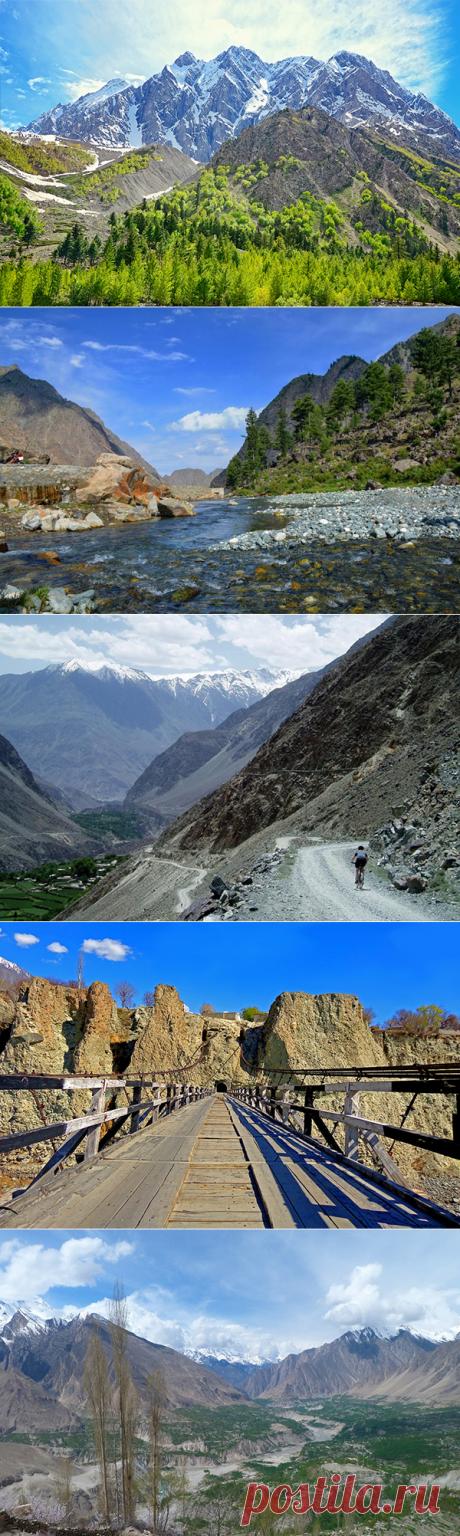 Spots To Visit In Gilgit Baltistan, Pakistan