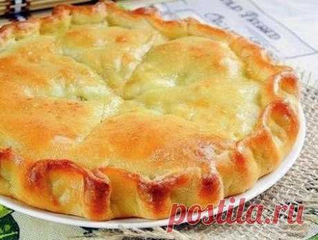 Пирог со скумбрией #ПирогСоСкумбрией #Выпечка #Рецепты