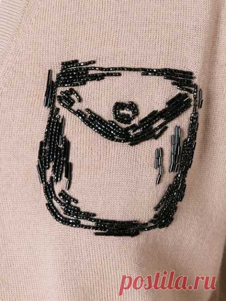 Вышивка бисером и пайетками - Страница 11