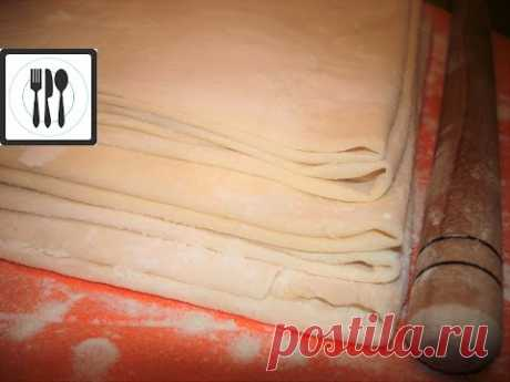 How to knead dough for the Turkish pie Byorek. To YuFKA the recipe, we do houses \/ Yufka nasil yapilir