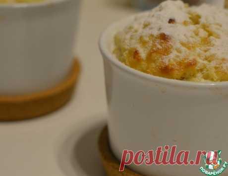 Английский пудинг из риса с изюмом – кулинарный рецепт