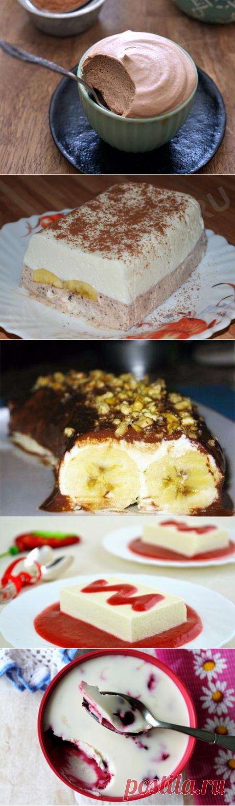 Топ-5 вкусных и оригинальных десертов к новому году