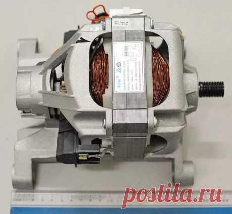 Подключение двигателя стиральной машины автомат к сети 220В: схема, реверс, регулировка оборотов