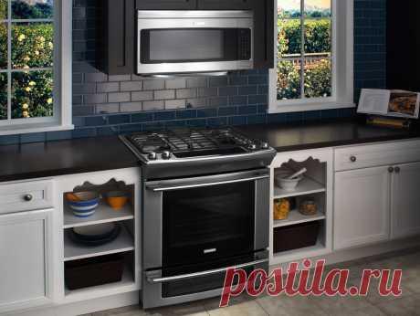 4 места на кухне, где нельзя ставить газовую плиту   Ваш личный мебельщик   Пульс Mail.ru Неправильное расположение газовой плиты может нарушить безопасность кухонной комнаты или испортить другие бытовые приборы.