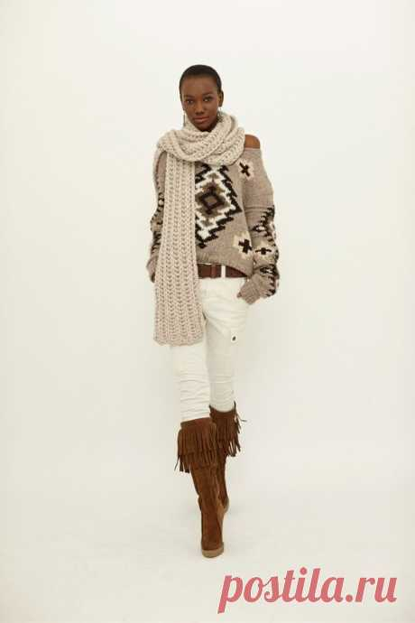 Fall and winter in Bokho's style from Ralph Lauren Polo! — Fashionably \/ Nemodno