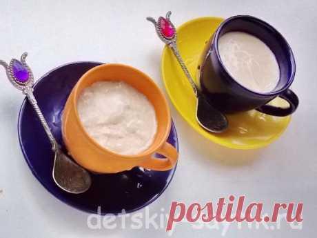 Ряженка в домашних условиях: рецепт приготовления   Детский сайтик