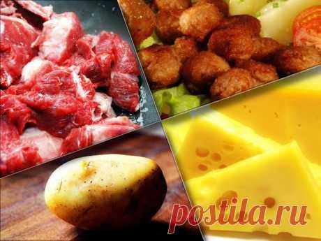 Фрикадельки с сыром в духовке | Рецепты старого дома | Яндекс Дзен