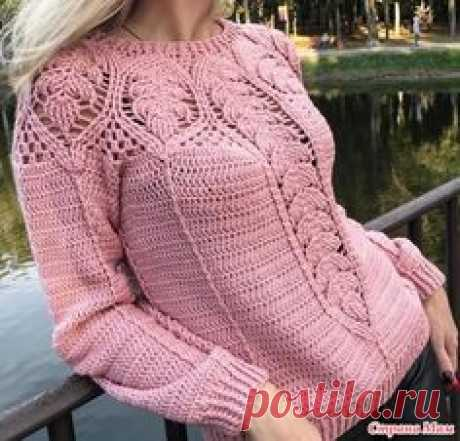 There is such a charm) can we together - in a JOINT? - ** Knitting is my hobby ** - Country Mom