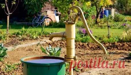 """""""Водная"""" амнистия закончилась За какие скважины и колодцы придется заплатить налог государству"""