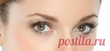 >Зарядка для глаз, советы