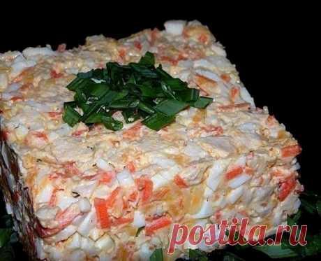 Салат «Самый-самый» / Простые рецепты