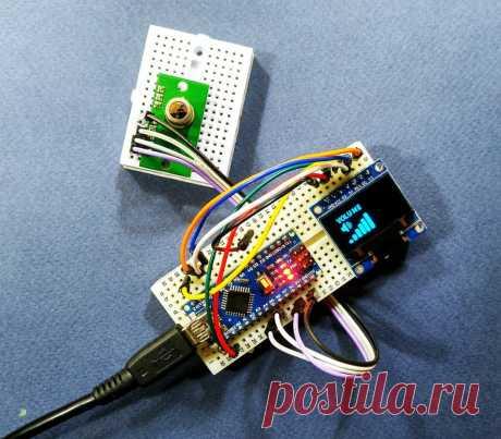 Управление жестами громкостью и др. параметрами Автор Arduino Project Hub под ником ElectroPeak рассказывает о необычном датчике движения TPA81, в котором не один пиксель, как в обычном, а восемь. Можно определять не только наличие, но и направление перемещения, а значит, и реализовать управление жестами. Лицензия - GPL версии 3 или больше, по