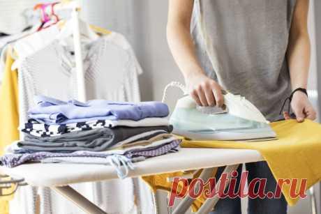 «Гладить… Кто бы меня погладил!»: 10 способов упростить и ускорить процесс глажки в два раза