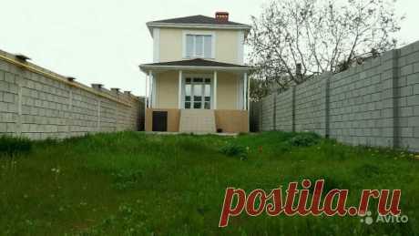 Дом 140 м² на участке 4 сот. - купить, продать, сдать или снять в Республике Крым на Avito — Объявления на сайте Avito
