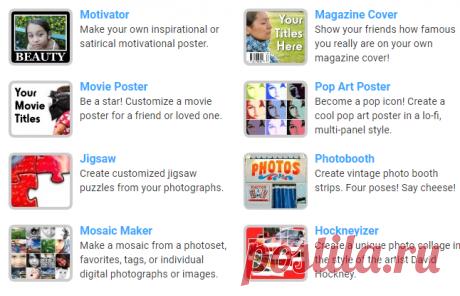 BigHugeLabs: Do fun stuff with your photos