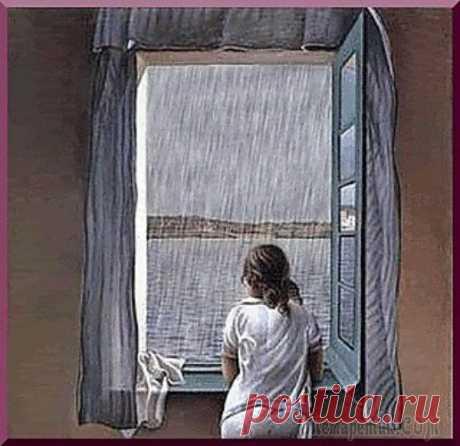 Не значит (Стих) Окна горько плачут, Не переставая, Это же не значит, Что судьба такая? Что печали душу Вечно не оставят, Заставляя слушать Как страдает память.Тени нависают, Тишину сгущая, Воля расписная За окном ску...