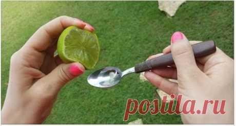 Сок 1 лимона и 1 ложка оливкового масла и ВЫ НИКОГДА НЕ прекратите применять это средство !!! - Все своими руками