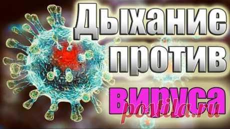 Профилактика вирусных заболеваний.Укрепление иммунитета дыханием.