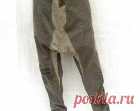 Мужские джинсы своими руками фото 210