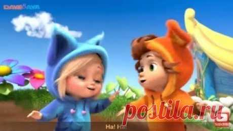 Disney Magic English - To Be At Home - Детские клипы Елены Молчановой