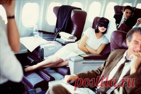 8 эффективных правил по уходу за кожей во время авиаперелета ~ SLOVESA - журнал о развитии