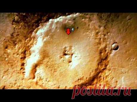 Лицо №2 на Марсе - YouTube