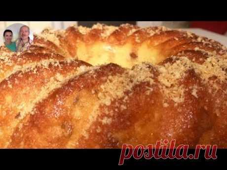 Кулинария >Удивите гостей и близких! Пирог на КЕФИРЕ за 7 минут!
