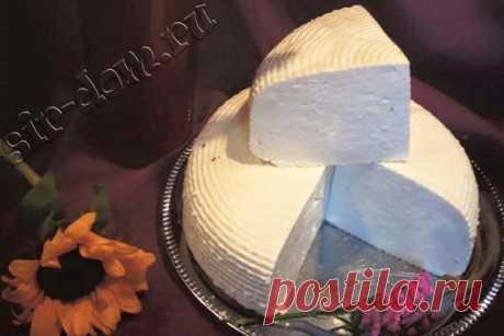 Pro СырДомашний сыр - рецепт приготовления из молока