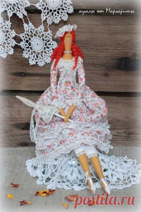 Интерьерная кукла Лорейн2.Рост42см