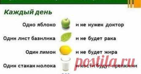 33 совета для здоровья на каждый день.         Для восстановления сил:  1 апельсин, 1/4 грейпфрута, 1/4 лимона с кожурой, рекомендуется после приема обильной тяжелой пищи или после...