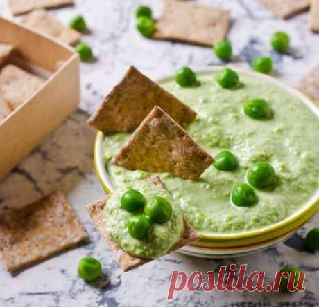 Соус из зеленого горошка - рецепт приготовления с фото от Maggi.ru