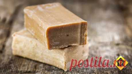 Волшебные свойства обычного хозяйственного мыла