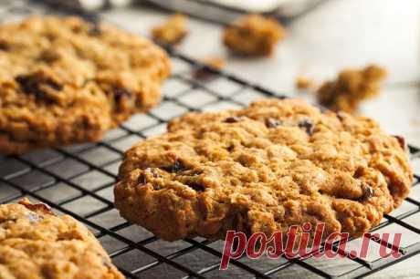 Як приготувати Вівсяне печиво з бананом