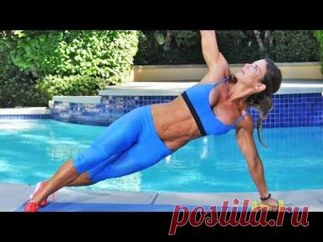 30 Min Workout // Full Body Workout with Weights // Abs Arms Legs