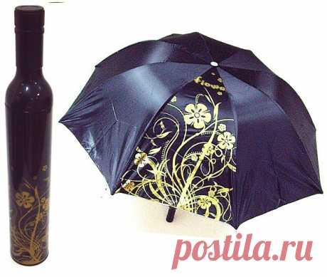 Зонт «в бутылке» - 301 руб