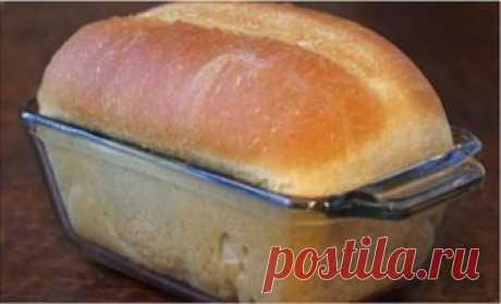 Невероятно вкусный хлеб, приготовленный дома в духовке своими руками - HeadInsider