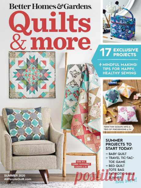 Quilts and More - Summer 2020