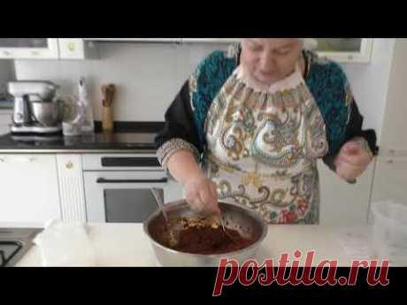 Аджика из Сухих Специй по мотивам классического рецепта