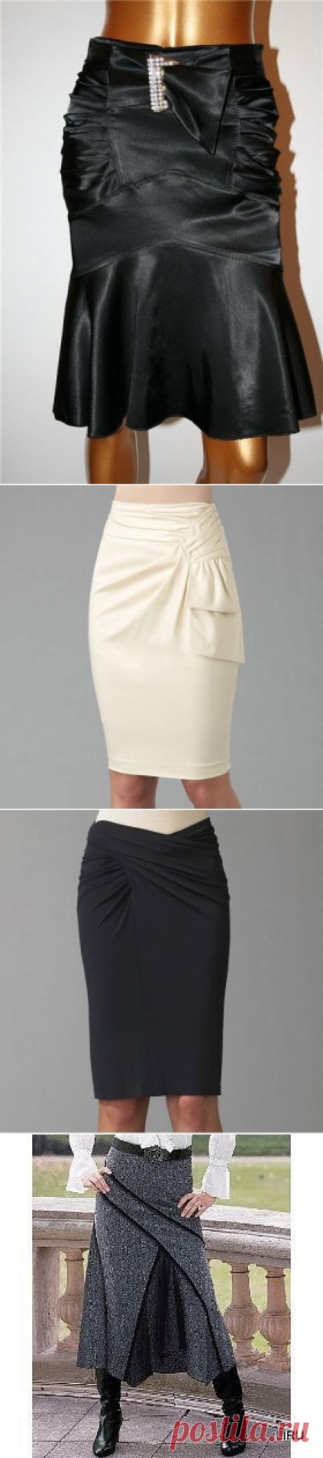 We sew a skirt