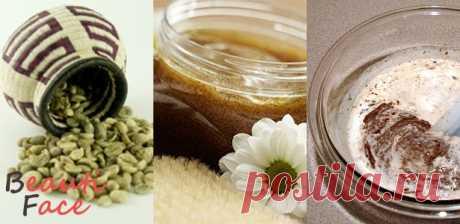 Скраб для лица из кофе: эффективность, правила применения, лучшие рецепты