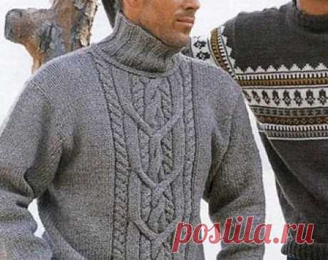 Crochet dress knitted cardigans men's sweaters by Modnica on Etsy