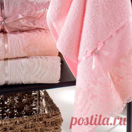 Придаем махровым полотенцам мягкость